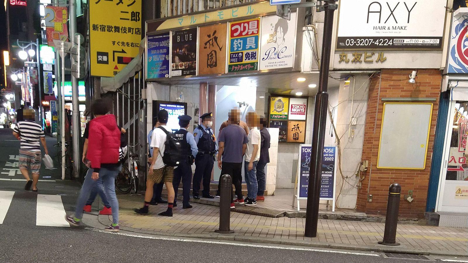 「実はコロナかも…」「誰も気にしない」クラスター多発の歌舞伎町の闇と実情 第2波まったなし、夜は大乱闘も…