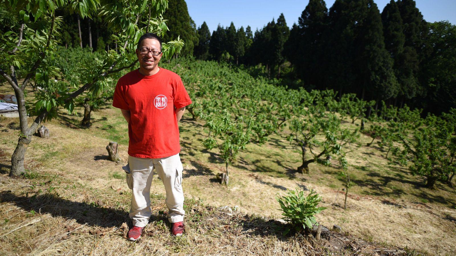 年商20万円の栗農家が「食えるようになる」まで 3年間は深夜のアルバイトと両立