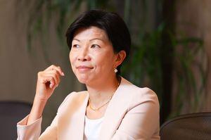 MPower Partners Fund L.P. ゼネラルマネジャー キャシー松井さん