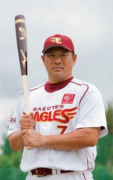 <strong>やまさき・たけし</strong>●1968年、愛知県生まれ。愛工大名電高校時代、通算56本塁打を放つ。86年、中日ドラゴンズ入団。96年、初の本塁打王。2003年、トレードによりオリックスに移籍。04年、戦力外通告を受ける。一度は引退を考えたが、楽天に入団し、07年、本塁打王・打点王に。