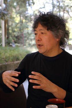 脳科学者の茂木健一郎さん