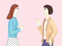 「早口」と「ゆっくり」、どちらの話し方がいい?