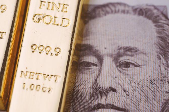 金融危機時における安全資産としてのゴールドと日本円