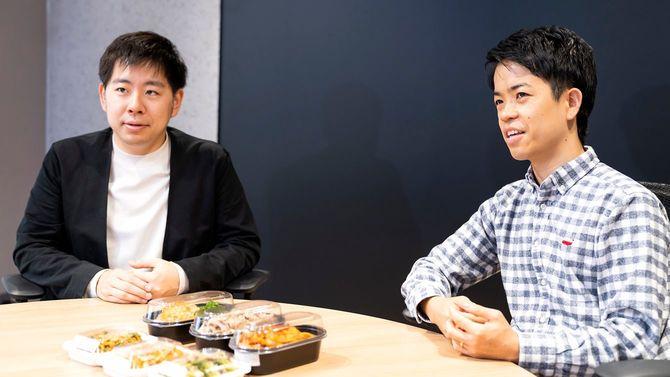 運営会社Antwayの前島恵CEO(右)と小川未来CMO。サービスの内容や名前から、「女性2人でやっていると思われる」という。