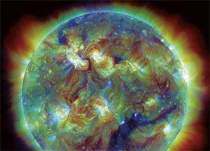 太陽嵐 -目には見えない「天災」がやって来る