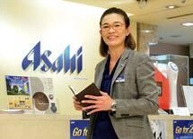 営業経験を25年積み上げ女性初の支店長に -アサヒビール・鈴木秀子さん