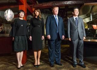トランプを手玉にとる安倍首相の外交手腕
