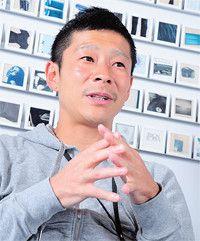 <strong>スタートトゥデイ代表取締役CEO前澤友作</strong>●1975年生まれ。早稲田実業高を卒業後、音楽活動のかたわらCDなどの輸入販売を開始。98年に法人化。2004年、ゾゾタウン開設。07年、東証マザーズに上場。