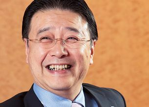 粘り強い合併交渉を支えた天風師の教え -損保ジャパン社長 櫻田謙悟氏