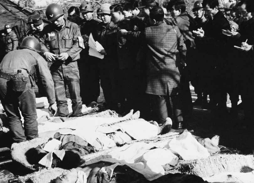 """49年前、北朝鮮が実行した対韓""""斬首作戦"""" 朴正熙を激怒させた青瓦台襲撃未遂"""