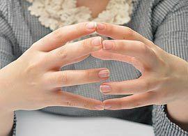 テスト前は、指をグルグル回そう!