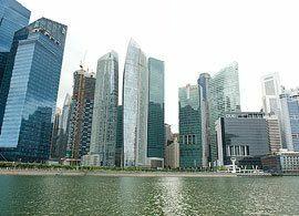 シンガポールにいま、お金持ちが集まる理由