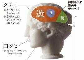 静岡県民――東西文化の接点に、イライラするほど正反対の性格が混在