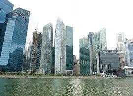 シンガポールに今、お金持ちが集まる理由