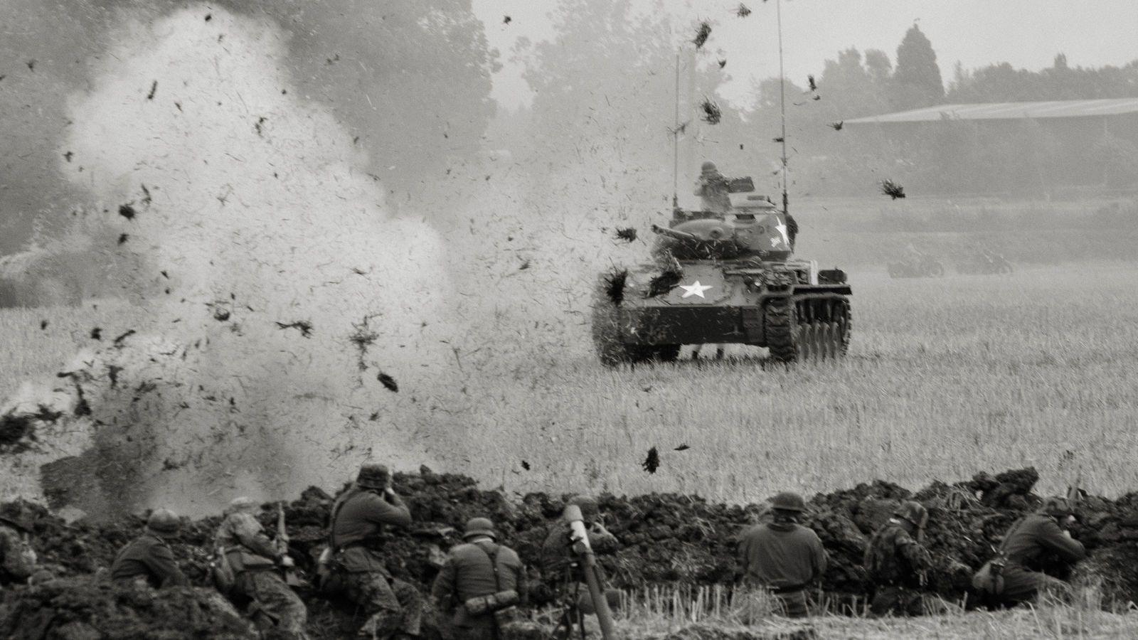 敗戦をヒトラーのせいにした「戦車将軍」のウソ 誇張と自己弁護で巨大化した「伝説」