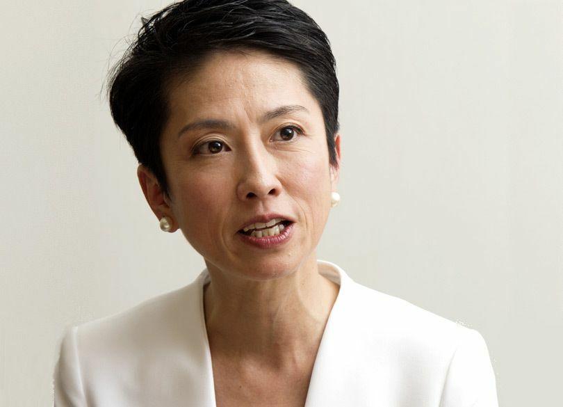 蓮舫代表「憲法改正はいつかきた道」 安倍政権は民主党政権の焼き直し