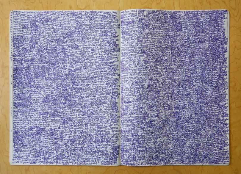 絶対忘れない「青ペン書きなぐり」勉強法 ひたすら「青ペン」で書きなぐれ!