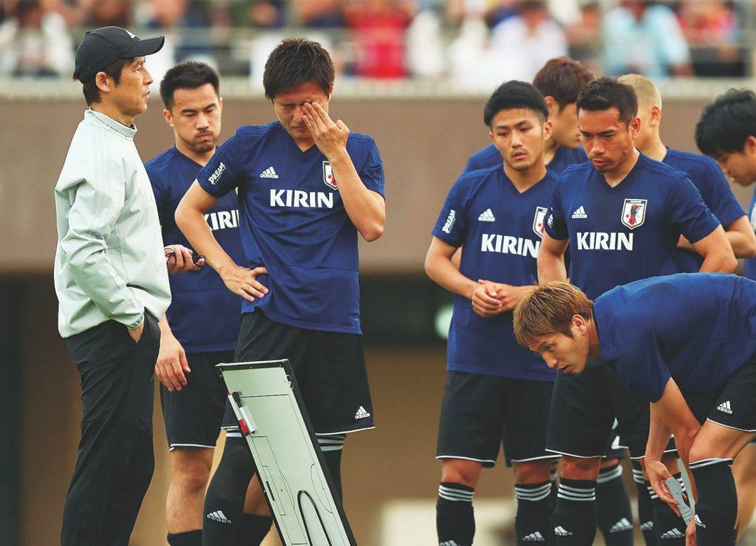 """西野監督が日本代表の""""控え""""に与えた役割 選手の能力を最大限に引き出す方法"""