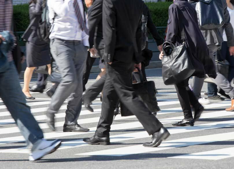 求人数は2009年から徐々に回復傾向へ