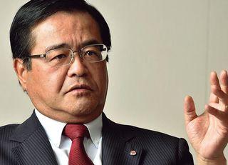 SMBC日興証券新社長「狙うは業界トップ」