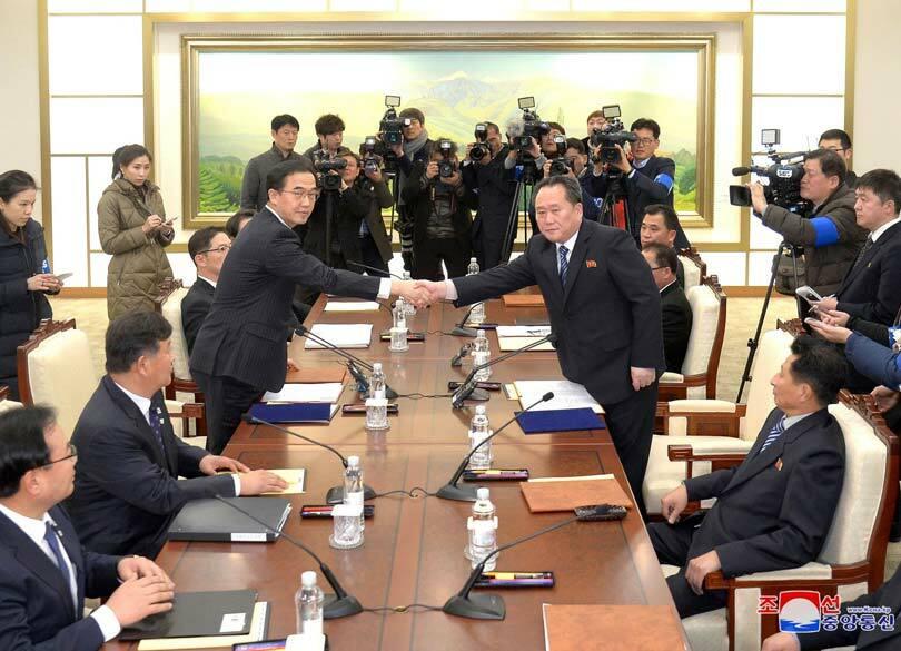北朝鮮の融和発言に乗っかる韓国の危うさ 韓国だけで核問題は解決できない
