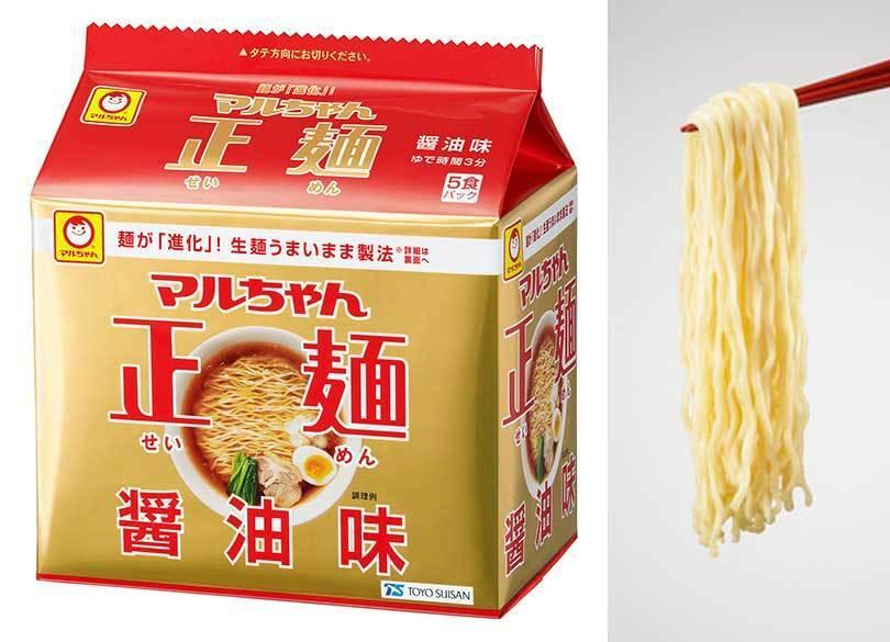 売れ続ける「マルちゃん正麺」4周年を前にリニューアル