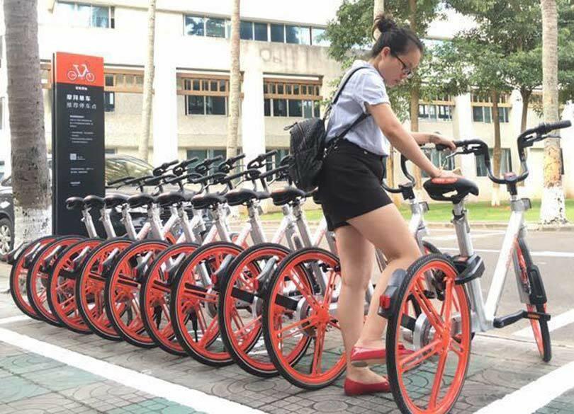 """中国でシェア自転車が急成長した根本原因 """"先を越されたら負け""""という切迫感"""