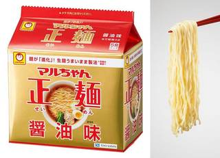 「マルちゃん正麺」4年目のリニューアル