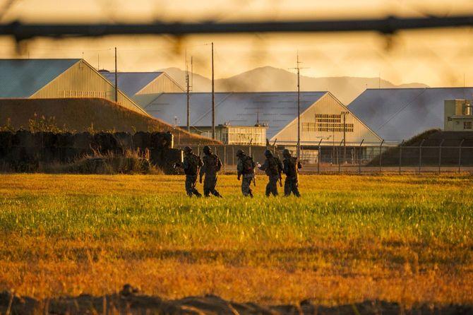 小松基地は、1961年に開設された日本海側唯一の戦闘機部隊が置かれている基地です。