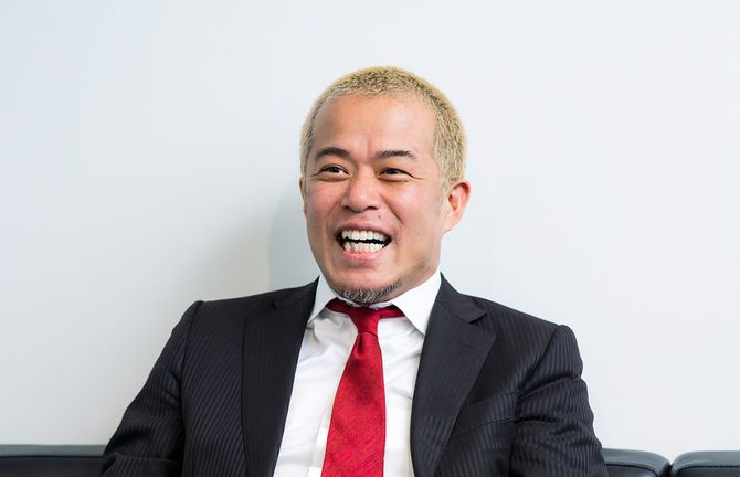 「田端大学」塾長の田端信太郎さん