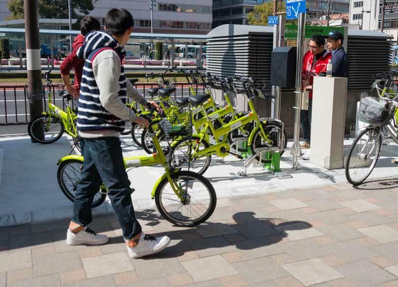 なぜシェア自転車は東京で流行らないのか 中国では庶民の足として人気