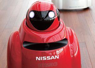 アシモから生まれた新・電動式一輪車