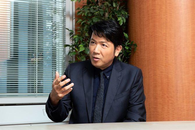 俳優の別所哲也氏