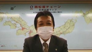 西松屋チェーン 常務執行役員店舗運営本部長の坂本和德さん