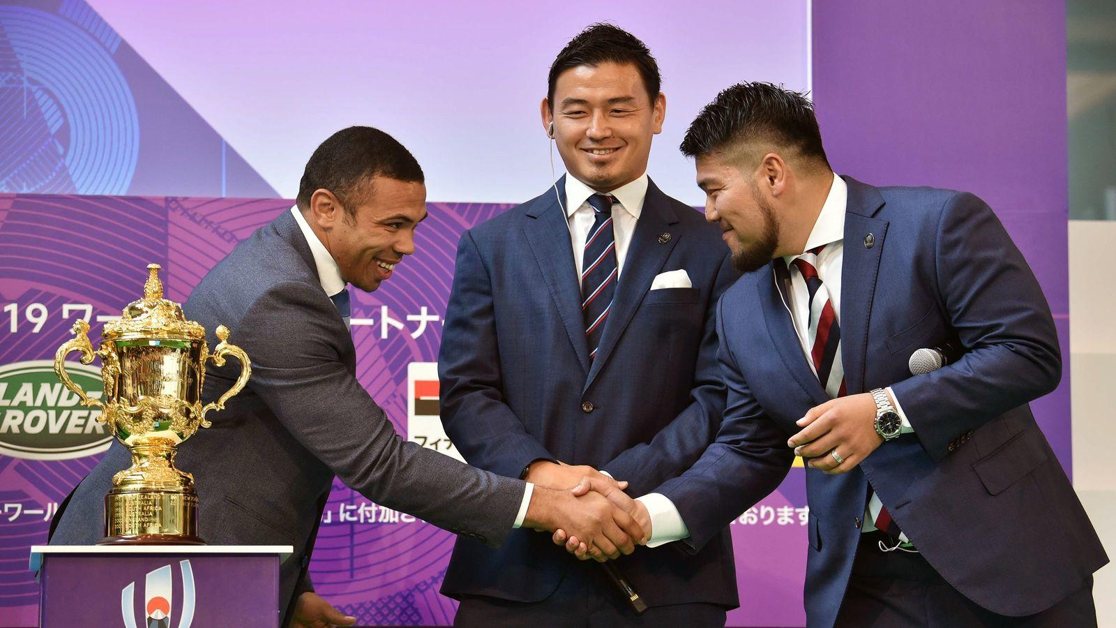 日本を勝たせるため五郎丸歩たちが下した決断 弱小チームが生まれ変わった理由