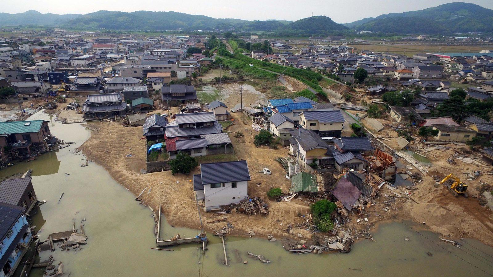 """東東京だけじゃない""""ゲリラ豪雨で水没""""の恐怖 川が氾濫すれば高地でも十分危ない"""