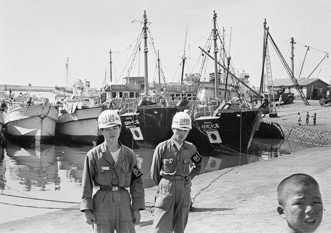 """死者は8人""""竹島""""を狙った韓国の漁船狩り 約4000人が不法抑留された ..."""
