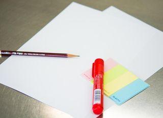 コピー用紙サイズの関係を表す方程式