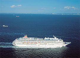 豪華客船の世界一周旅行が人気のワケは?