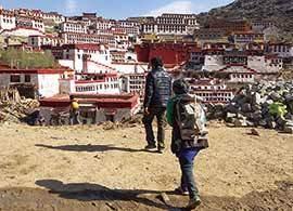 チベットの少女から学んだ「仕事の本質」