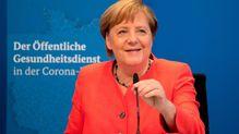「メルケル首相、賢母の諭し方」個人情報の意識が高いドイツで、コロナアプリが成功したワケ
