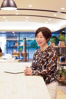 tsumiki証券 CEO 寒竹明日美さん
