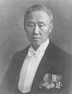「発明王」で知られた創業者島津源蔵(二代源蔵)
