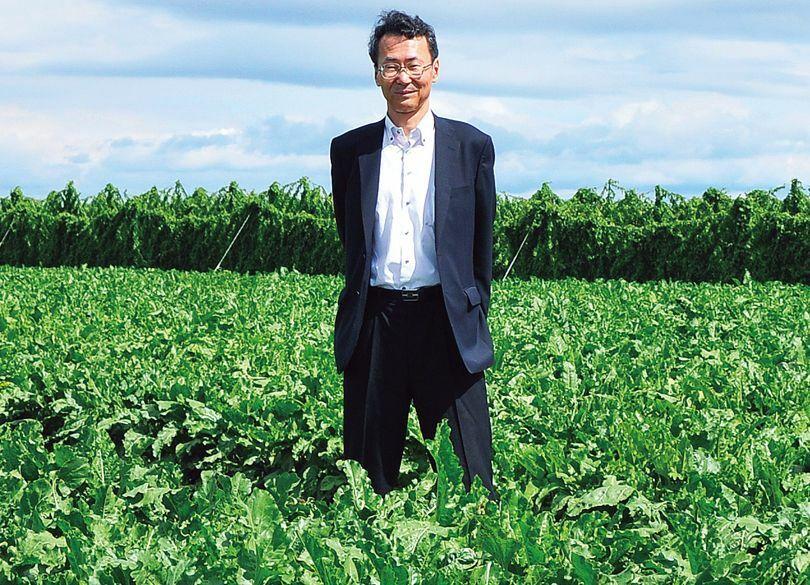 """月収20万で""""農業改革""""に挑む55歳の熱意 10年、20年続けることが最終目標"""