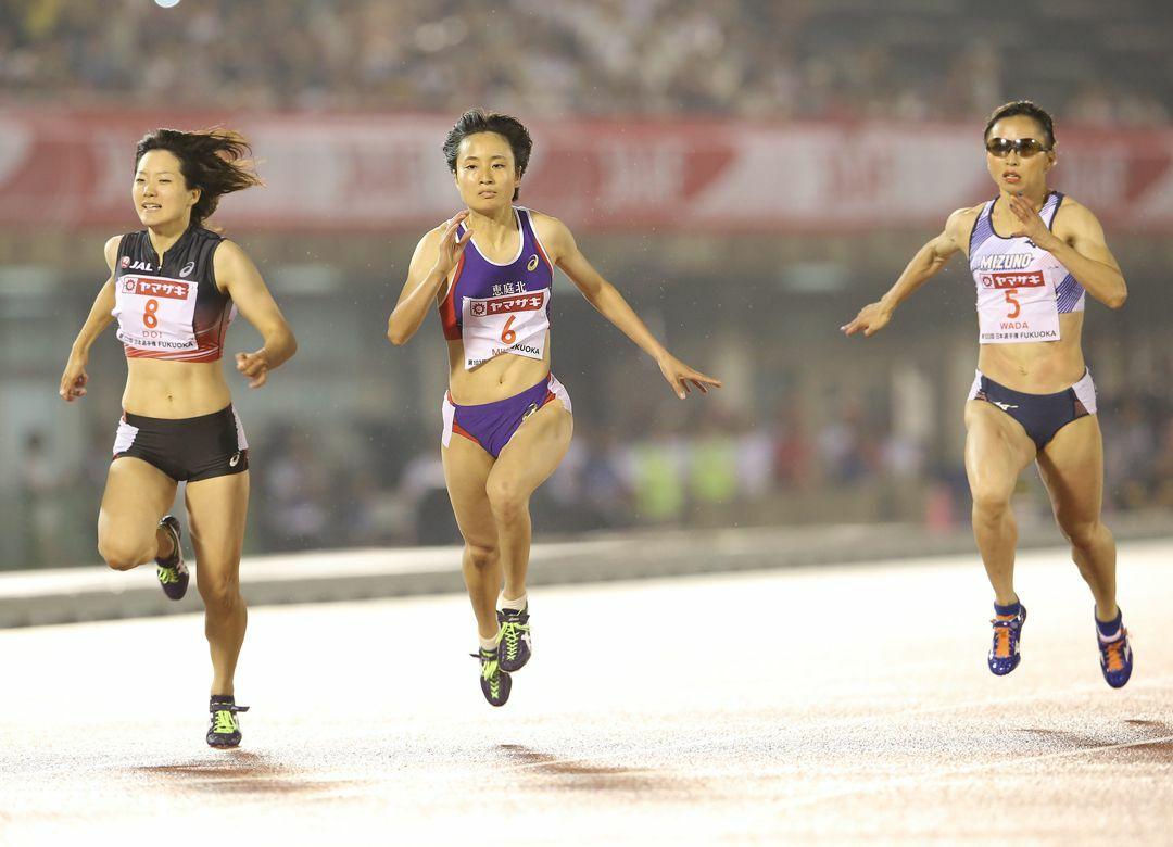 なぜ陸上のスーパー女子高生は消えるのか 日本選手権のあとに燃え尽きるワケ