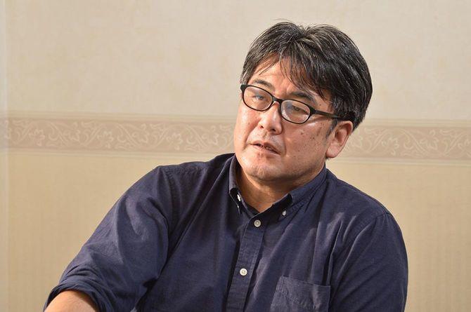 ノンフィクションライターの安田浩一さん