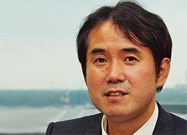 ジヤトコ社長兼CEO 中塚晃章
