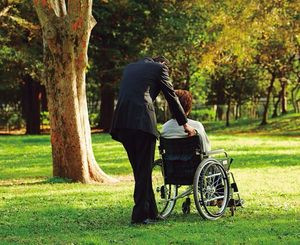 老親の介護