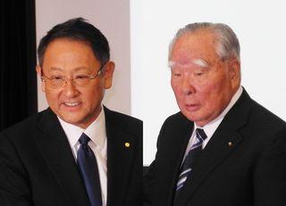 トヨタ提携で見せた鈴木会長の焦燥と執念