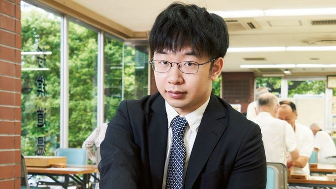 東大生棋士にしてAI研究者の谷合 廣紀さん